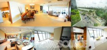 Modernistic 3BR Asoke Condo @ The Lakes Condominium
