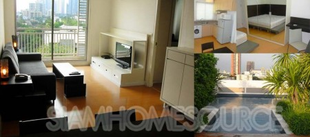Affordable 1BR Thonglor Condo on Top Floor – Walk to BTS