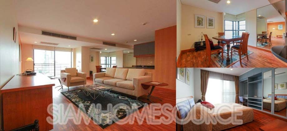 Absolutely Stunning 2BR Ratchadamri Road Condo
