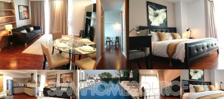 Lovely 2BR unit in Boutique Nana Condo on Quiet Soi