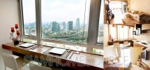 Brand New 1BR On Nut Luxury Condo – Steps to BTS