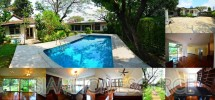 Homey 4BR Sathorn Family Home w/ Private Pool & Guesthouse