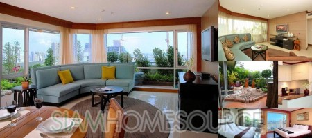 Beautiful 2BR Nana Condo w/ Private Garden Terrace
