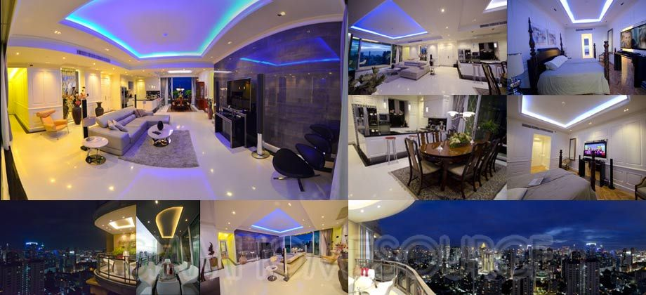 Exquisite 4BR Condo at Royce Private Residences