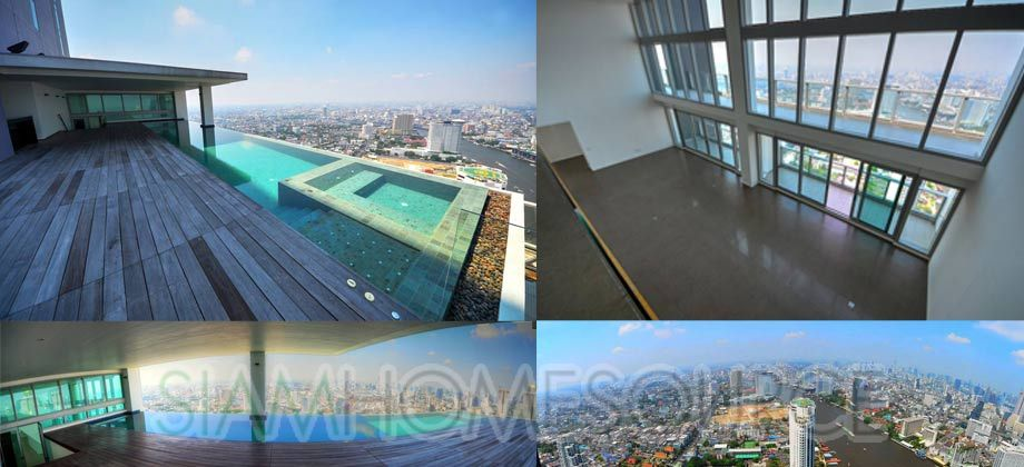 Billionaire Play Pad: The Ultimate Bangkok River View Penthouse