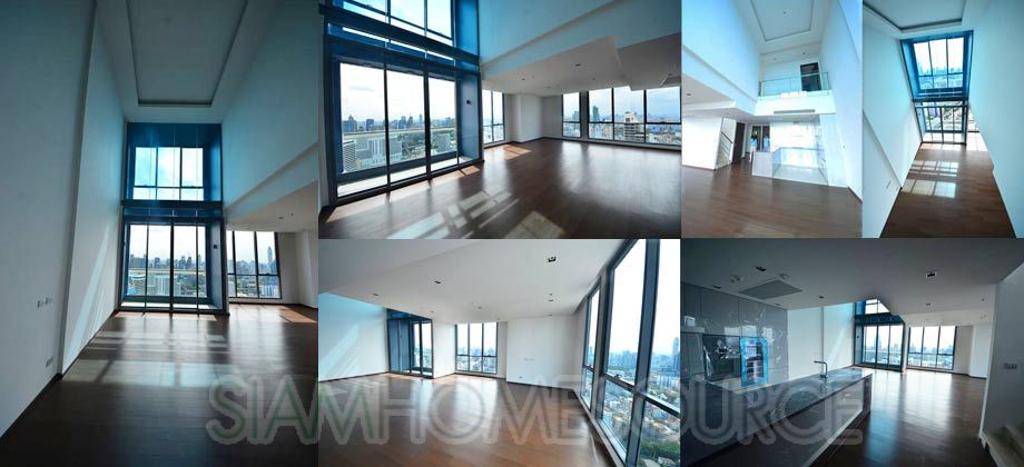 Sub-Penthouse Duplex in New 5-Star Luxury Highrise