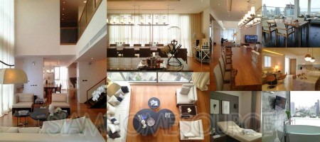 Beautiful 4BR Thonglor Duplex Penthouse Masterpiece