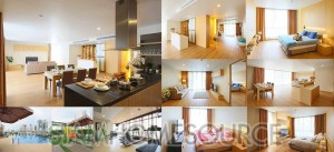 Brand New, Never Lived in 3BR Asoke Penthouse