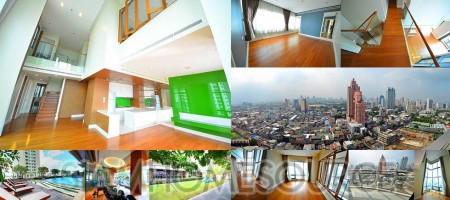 Modern 3BR Phrom Phong Duplex w/ Beautiful Views
