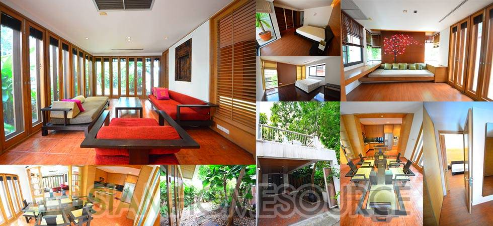 Pleasant, Homey & Stylish 3BR Thonglor Townhouse