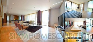 Exclusive 315sqm 3BR Thonglor Penthouse in Prime Location