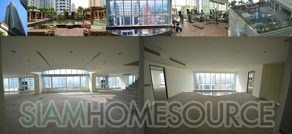 Ideal Phrom Phong Duplex Penthouse Bare Shell