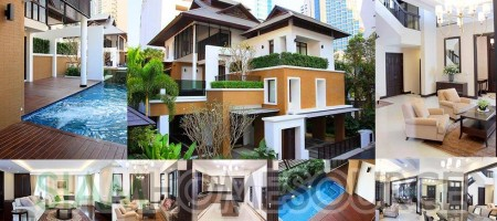 Exclusive Executive Villa in the Heart of Bangkok