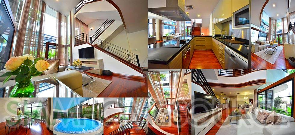 Spectacular New 4BR Phom Phong House