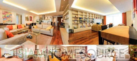 Prototypical Expat Luxury Rental 2BR/132sq.m. Bangkok Condo
