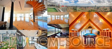 River View Penthouse Triplex