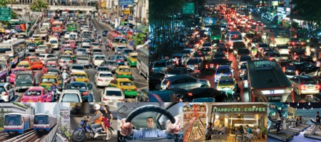 Ways to Beat the Bangkok Traffic