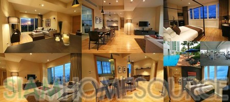 Immaculate High Floor 2BR Asoke Executive Condo