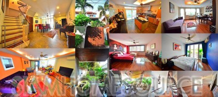Beautiful, Fully Renovated 3BR Ekamai Townhouse