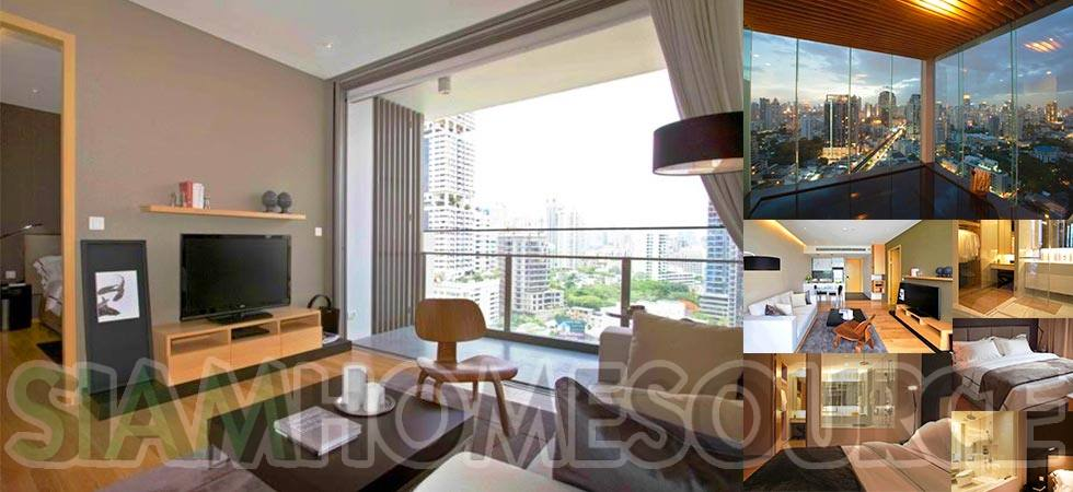 Gorgeous 1BR Modern Executive Suite in Thonglor