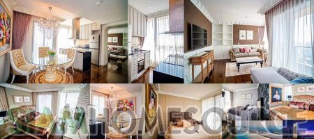 Cozy & Modern Luxury 3BR Phrom Phong Penthouse