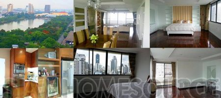 Huge, Well Located 5BR Bangkok Penthouse Renovation Project