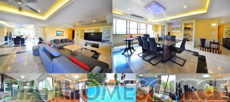 Spacious, Nicely Renovated 4BR Ekamai Family Condo