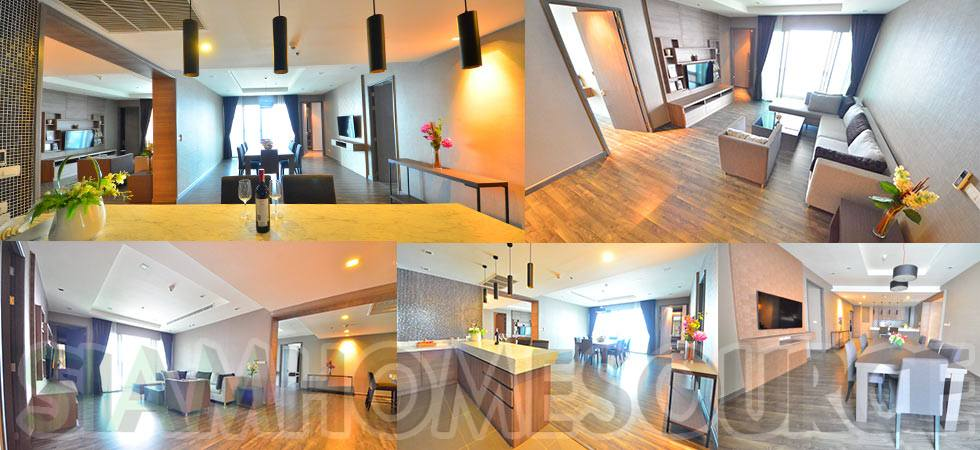 Upscale 4BR Executive Sub Penthouse in Phrom Phong