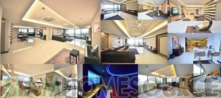 Modern, Beautifully Renovated 4BR Bangkok Expat Condo