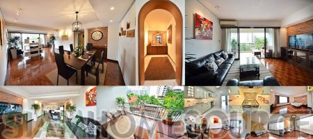 Spacious, Stylishly Renovated 3BR Expat Condo in Great Location