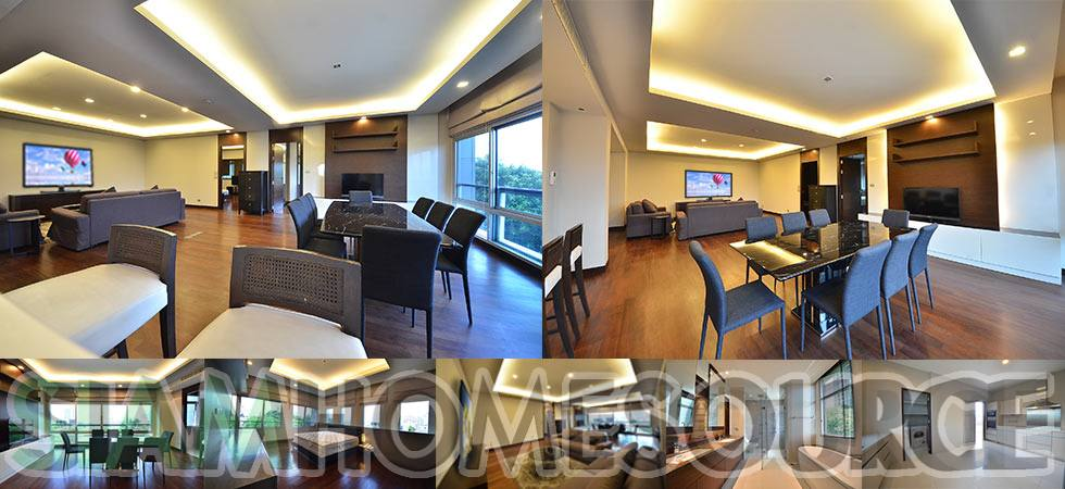 Exclusive 2BR Bangkok Pet Friendly Apartment