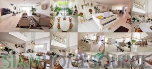 Beautiful 3BR Bangkok Penthouse Duplex near Emporium
