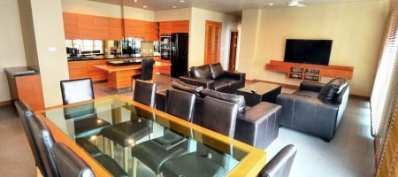 Luxury 4 Bedroom Condo in the Heart of Sukhumvit