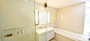 Full bathroom with Bath Tub & Shower