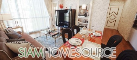 3 Bedroom, 3 Bath Thonglor Condo Masterpiece