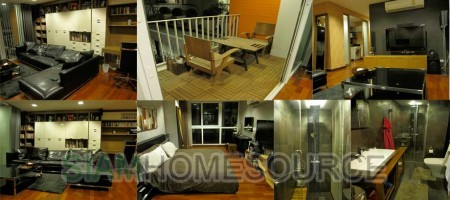 Quiet & Spacious Redecorated 2 Bedroom Thonglor Condo