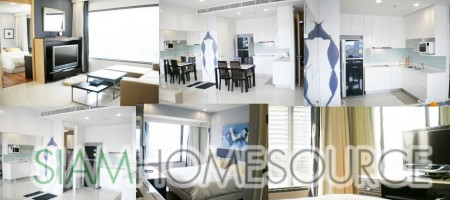 Beautiful New Condo in Great Sathorn Location with View