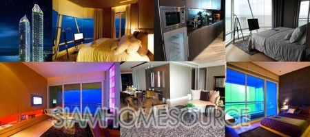 Reflection Pattaya – New Super Luxury Condo just Meters from Beach