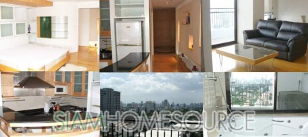 Great Deal! Spacious 1BR High Floor Thonglor Condo with View