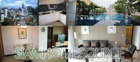Beautiful Brand New 2 Bedroom Condo Close to Nana BTS for Sale