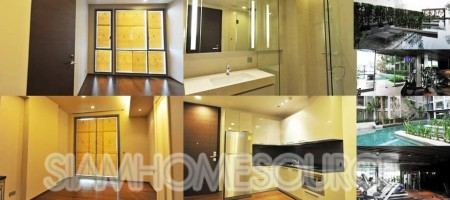 Great Investment! – Brand New, Unfurnished 1BR at Sansiri Quattro Thonglor