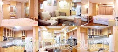 Affordable 1BR Condo near both Phra Khanong & Ekkamai BTS