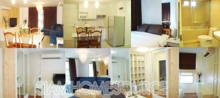 2 Bedroom Condo in the Clover Thonglor Condominium