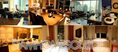 PRICE REDUCTION: Beautiful & Classy Executive Style Sathorn Condo