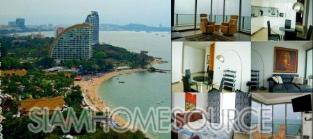Beautiful Exquisite Ocean View Corner Unit 3 BR Condo