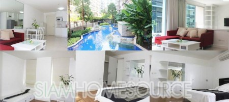 Real Estate Investment: 2BR Corner Unit Condo in the Clover Thonglor – with Long-Term Tenant