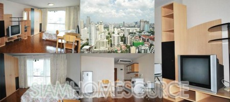 Affordable Sukhumvit Studio – Convenient Nana Location – Great View