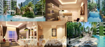 The Amazon Residence Condo – Jomtien, Pattaya