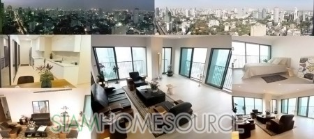 Beautiful, Spacious & Convenient – Noble Remix Penthouse