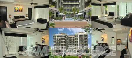 Siam Oriental Twins Pattaya – Luxury Seaview Condominium